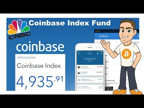 Coinbase Index Fund Announcement - CNBC - Details and Why it's Bullish