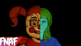Fnaf SFM I Can t Fix You Cover By N00bGurl Collab With Misstress NightShade