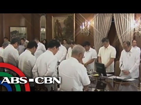 Leaders of Vietnam and Indonesia visits Philippines