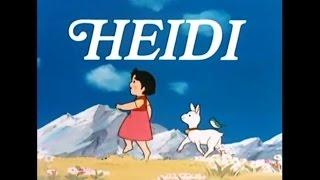 Learn german  HEIDI 1