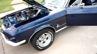 67 Mustang Coupe (for sale)