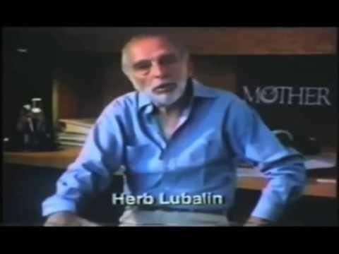 Herb Lubalin sobre su logo para PBS, el Public Broadcasting System de Estados Unidos