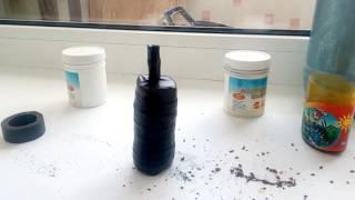 Взрыв-пакет своими руками
