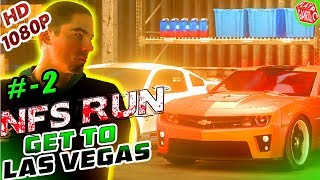 NEED FOR SPEED THE RUN The Embarcadero, Race to Nod Hill, Get to Las Vegas RACE 2/34 Gameplay