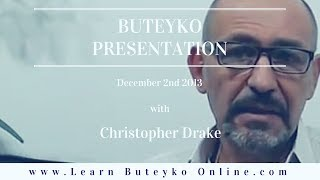 Introduction to the Buteyko Method - Free Webinar, December 2nd 2013