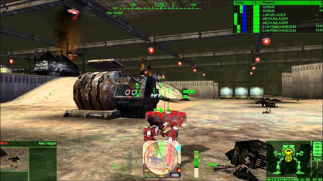 Lets play Mechwarrior 4 Mercenaries Solaris medium Intermission