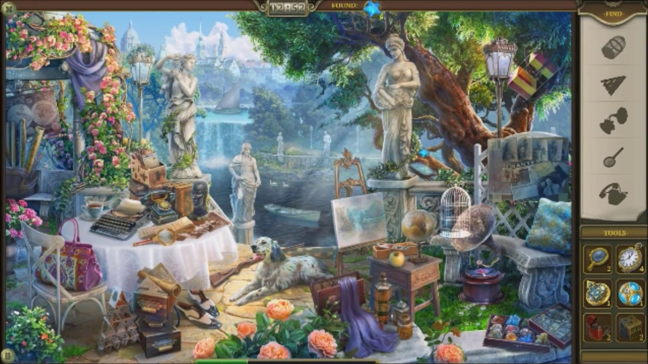 Hidden City Hidden Object Adventure The Well Of Dreams Walkthrough 2 Youtube