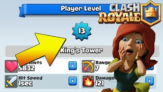 Clash Royale Roi Level 13 & Cartes légendaires dans le shop !(Source: https://clashroyale.com/blog/news/consistency-at-the-top ▻ Abonne toi à ma chaine ➜ http://bit.ly/BFAbonnement ▻ Mes vidéos sur Clash Royale ..., 2016-04-28T10:01:20.000Z)