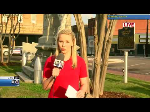 ABC 33/40 Severe Weather Coverage - March 19, 2018