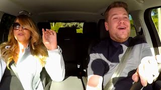 Mariah Carey and James Corden's Car Karaoke | What's Trending Now