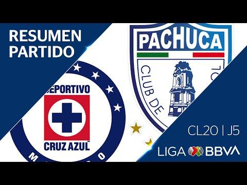 Resumen y Goles | Cruz Azul vs Pachuca | Jornada 5 - CL 2020 | Liga BBVA MX