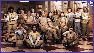 [미들뻔]여자들만 있는 감옥 안에서 벌어지는 일들