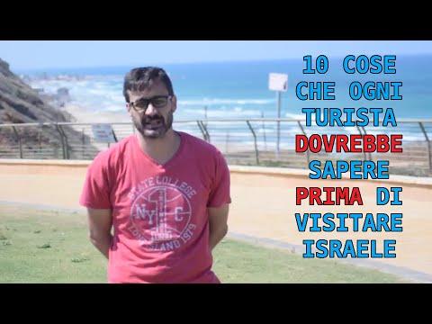 10 Cose Che Ogni Turista Dovrebbe Sapere Per Visitare Israele