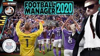 Football Manager 2020. После одного сезона в Ванораме (стрим) #2