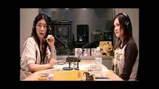 YUIラジオからのショートカット YUIさんと竹内結子さんの対談です。 そ...