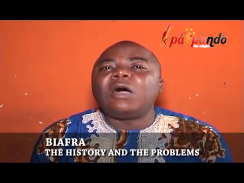 BIAFRA: THE HISTORY AND THE PROBLEMS AS NARRATED BY DR DOZIE CHUKWU OKOLO