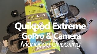 quikpod also known as thepole by digipower for the gopro hero 3 and iphone