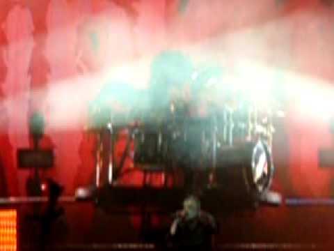 joey jordison live al gods of metal 2009