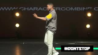 2016 Character Combine: Inky Johnson 2