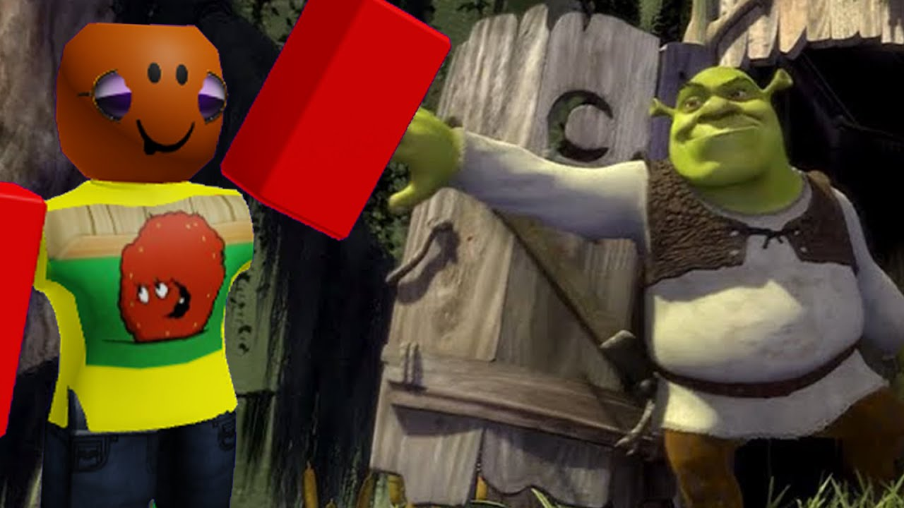 i forced people into singing shrek, then blew them up