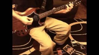 SMASHING PUMPKINS - WHERE BOYS FEAR TO TREAD (guitar cover)