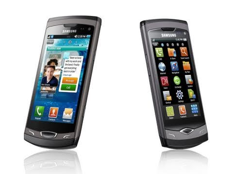 Samsung S8530 Wave II vs. S8500 Wave