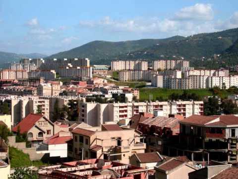 les 48 villes d'algerie
