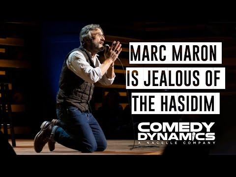 Marc Maron - Hassidim (Stand up Comedy)