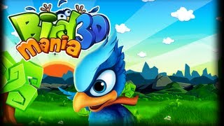 Bird Mania 3D Review (Video Game Video Review)