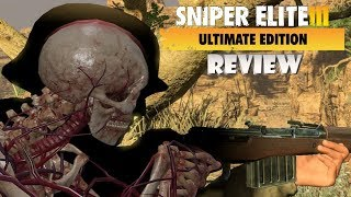 Sniper Elite 3: Ultimate Edition (Switch) Review (Video Game Video Review)
