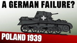 Poland 1939: A German Failure?