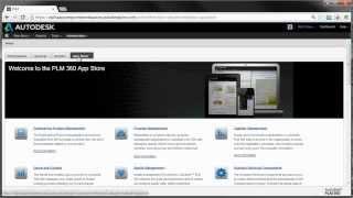 Autodesk PLM 360 App Store