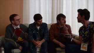 Intervista Pinguini Tattici Nucleari - Sanremo 2020 (terzi classificati)