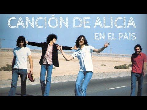"""Rareza: 1ra versión de """"Canción de Alicia en el país"""" Debut de """"La máquina de hacer pájaros"""""""