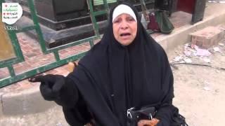 جنوب دمشق -إمرأة عجوز تتحدث عن الوضع الإنساني المتهدور في المنطقة