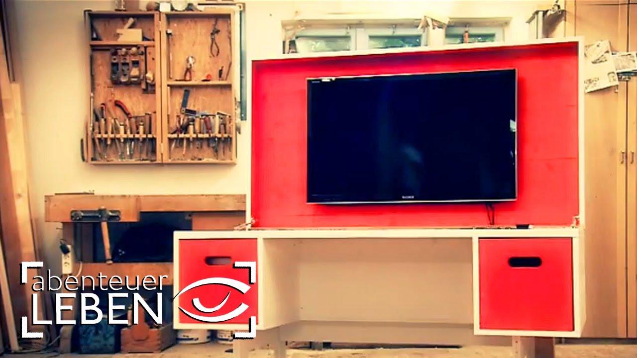 einfach und g nstig selber bauen der multifunktionstisch mufuti 2 2 abenteuer leben youtube. Black Bedroom Furniture Sets. Home Design Ideas