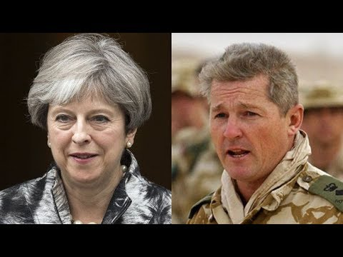 Colonel Tim Collins's SAS pep talk to Theresa May - YouTube