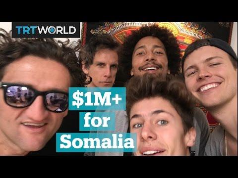 Snapchat star raises $1M for Somalia in 24 hours