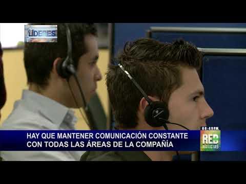 Líderes   Jorge Laviñas - DHL Express