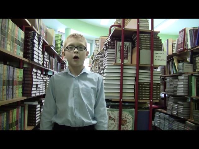 Изображение предпросмотра прочтения – ГринкевичМирослав читает произведение «Мартышка и очки» И.А.Крылова