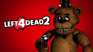 Roblox Is Invading Five Nights At Freddy's (Left 4 Dead 2 Mods)