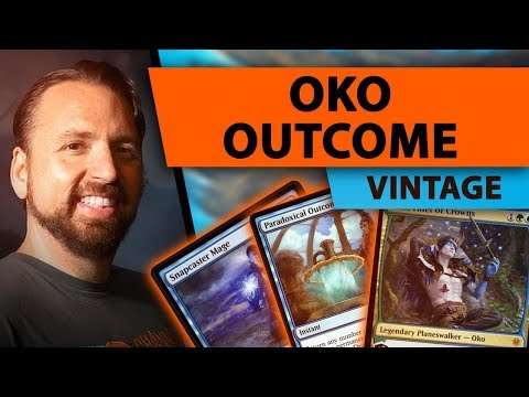 Oko Outcome - Vintage | Channel LSV