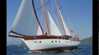 Die weißen Segel von Santa Monica - Cover Inge Wendling - Original Fernando Express
