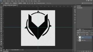 Tutorial Como hacer un logo en Photoshop Cs6