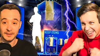 OMG I PACKED ONE OF THE BEST TOTS PLAYERS!!! - FIFA 19 Ultimate Team Pack Opening
