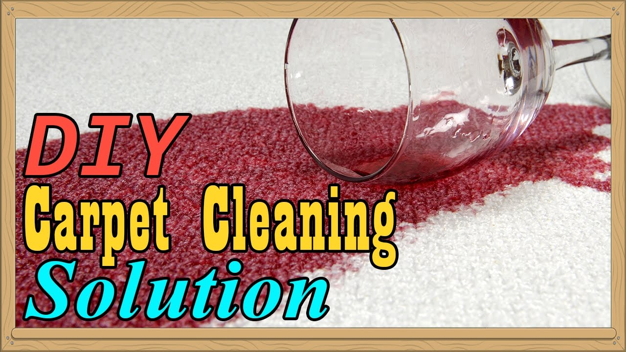 3 step diy carpet cleaning solution youtube. Black Bedroom Furniture Sets. Home Design Ideas