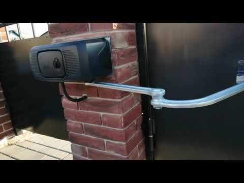 Рычажная автоматика для распашных ворот CAME FERNI, купить привода для распашных ворот