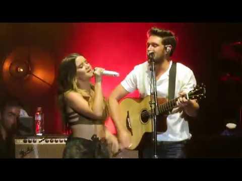 Niall Horan + Maren Morris - Seeing Blind - Allentown, PA (9/2/18)