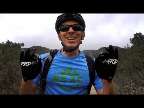 HITTING G-OUT AND DOG TAG IN CASTAIC | SoCal Mountain Biking