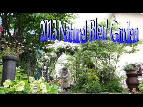 日立市In邸 Small garden Naturel Bleu:2013/5/29オープンガーデン